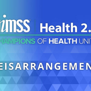 HIMSS Europe & Health 2.0, Helsinki | 2 Nachten, delegate